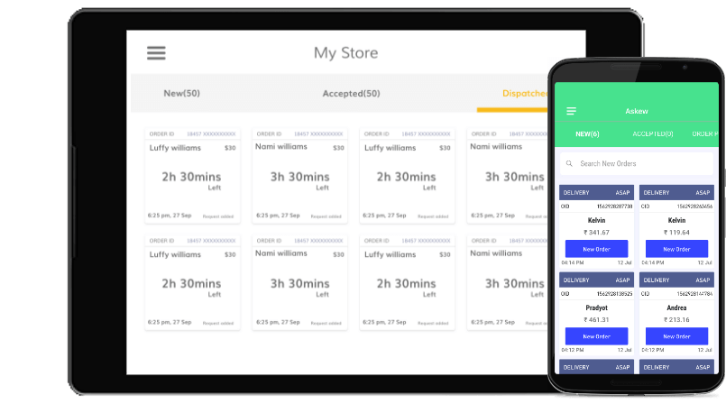 🥘DoorDash Clone Script | GrubDash - Food Delivery Software