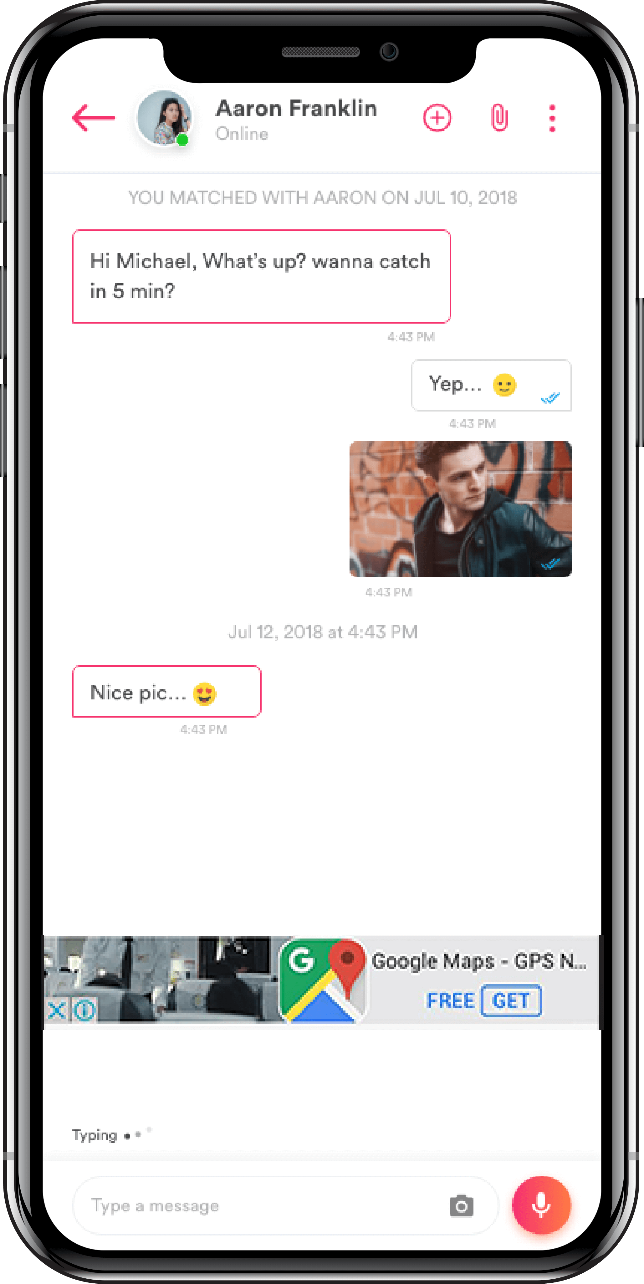 Mobile Dating Script