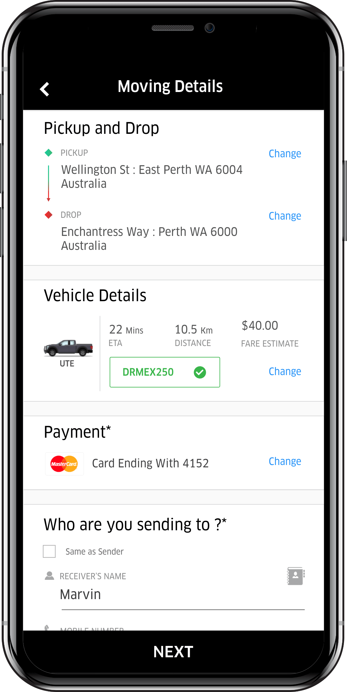 taxi app white label