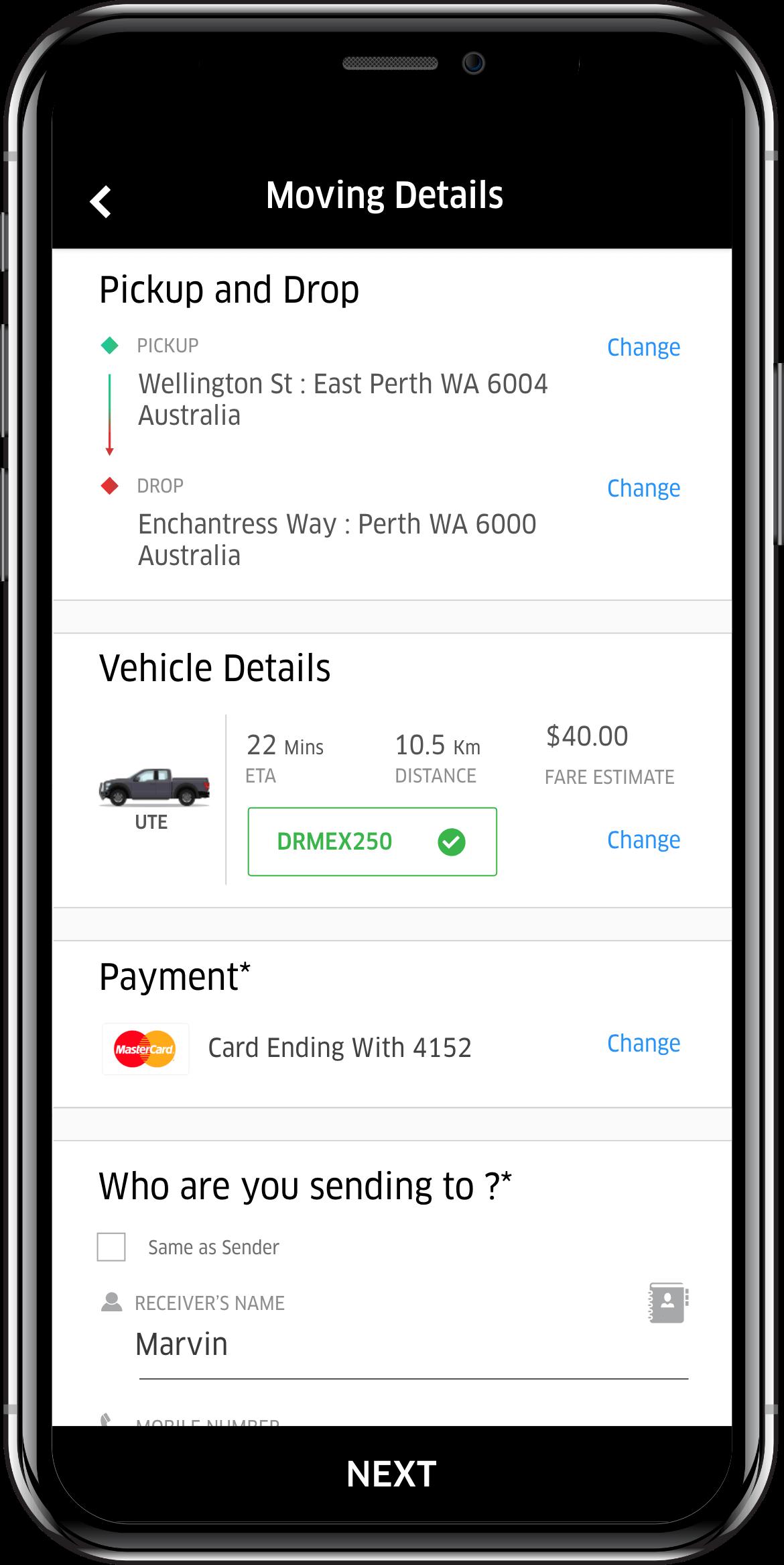 taxi app white label