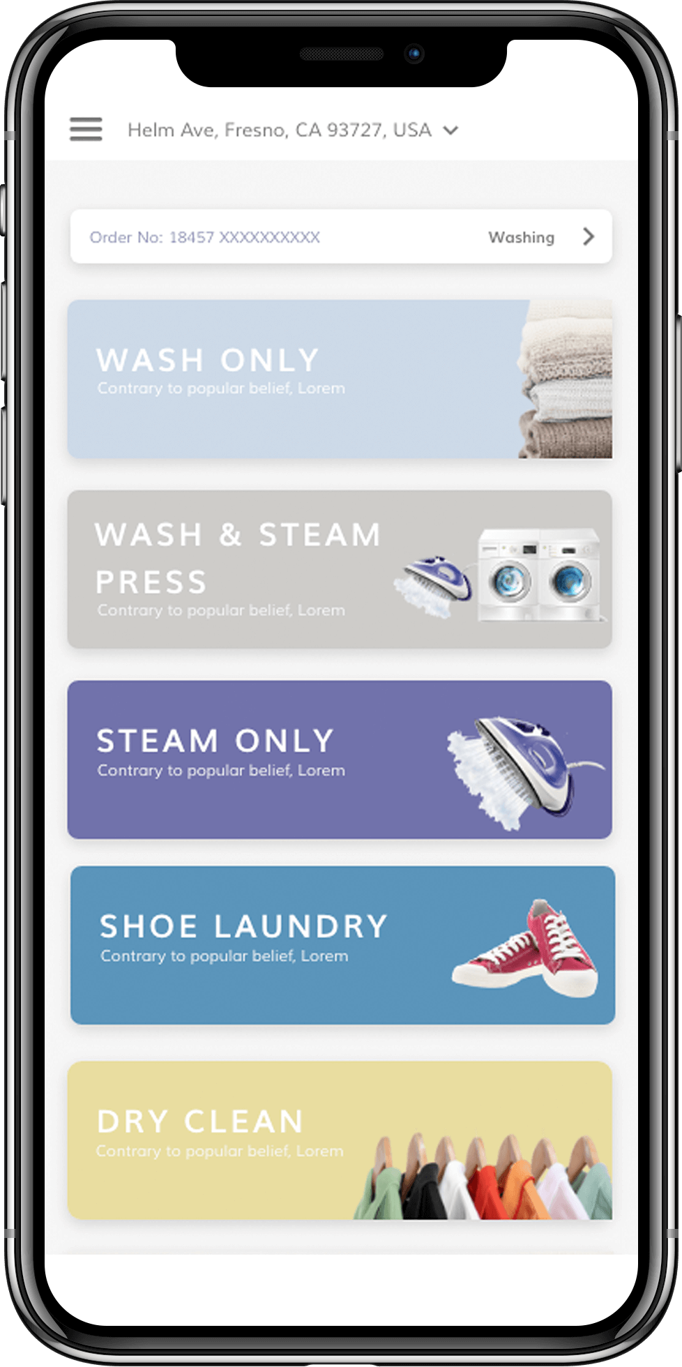 Uber for Laundry & On-Demand Laundry