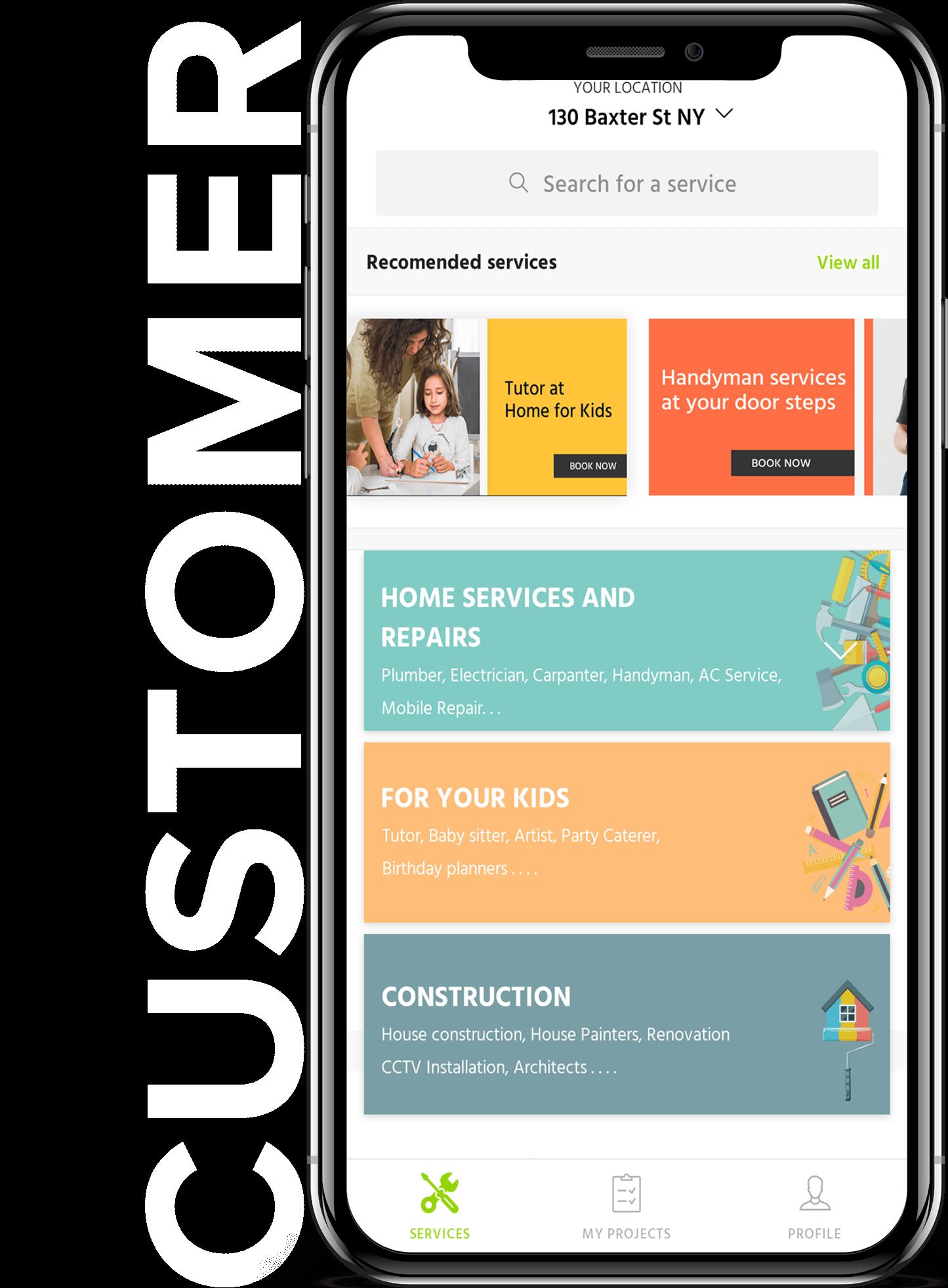 🧞 Service Genie | Taskrabbit Clone Script | UrbanClap-like App Solution
