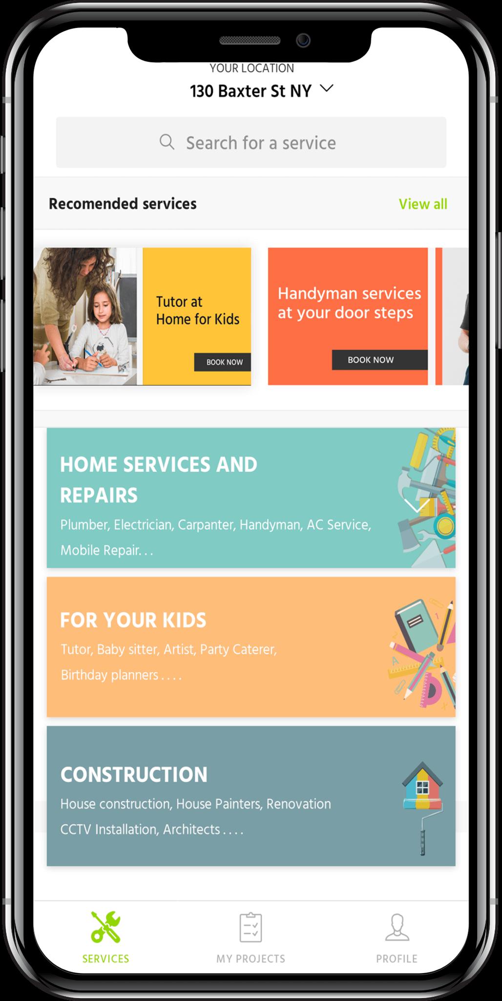 🧞 Service Genie | Taskrabbit Clone Script | UrbanClap-like