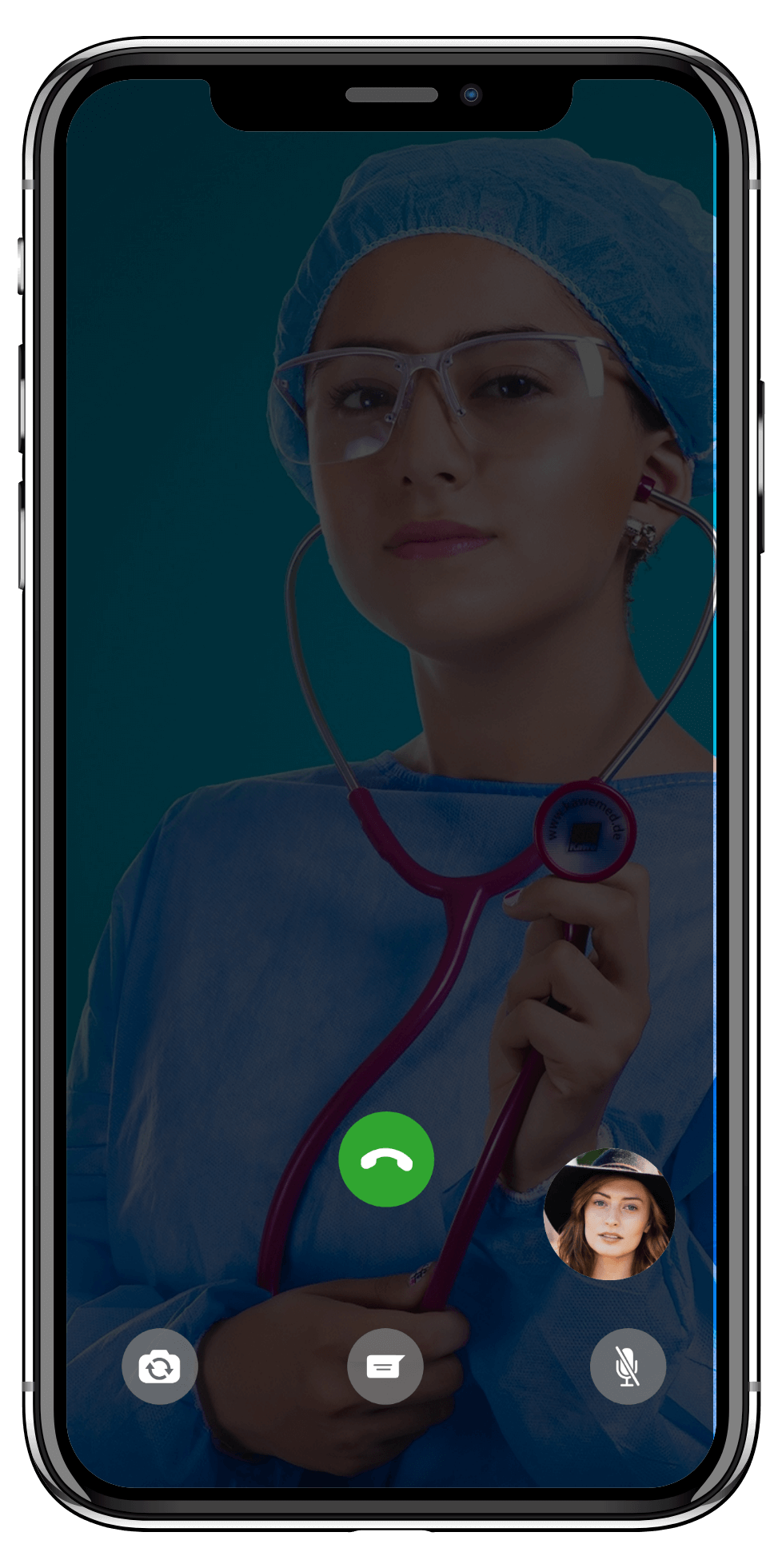 mobile healthcare solution